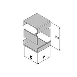 Contenitore in plastica EC10-100-0