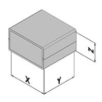 Contenitori in plastica EC10-1xx