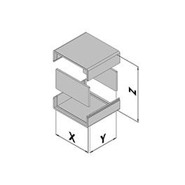 Contenitore in plastica EC10-100-1