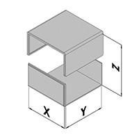 Contenitori in plastica EC10-2xx