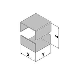 Contenitore in plastica EC10-200-0