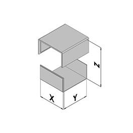 Contenitore in plastica EC10-200-1