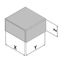 Contenitori in plastica EC10-3xx