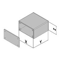 Cofanetti in plastica EC30-8xx