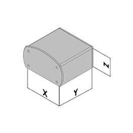 Cofanetto in plastica EC30-810-6