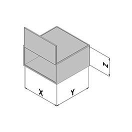 Cofanetto in plastica EC30-820-0