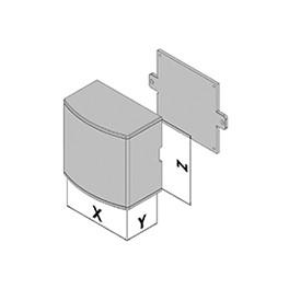 Cofanetto in plastica EC30-410-34