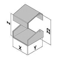 Pannelli di controllo 2 angoli EC42-2xx