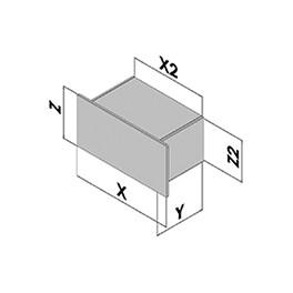 Pannello frontale EC50-740-1