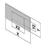 pannello frontale EC50-6xx