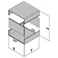 Contenitore muro EC10-1xx
