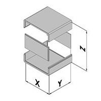 Contenitore da tavalo  EC10-1xx